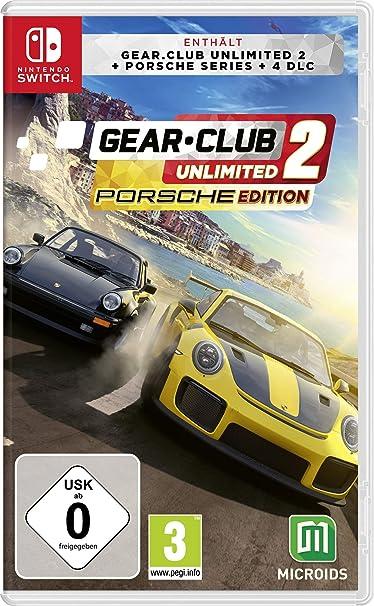 Gear Club Unlimited 2: Porsche-Edition [ [Importación alemana]