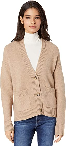 Supersoft Cropped Cardi
