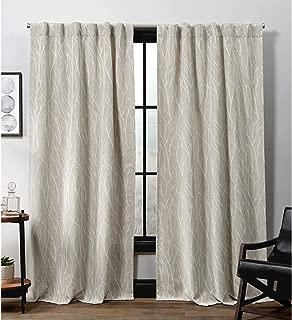 Best hidden tab curtains Reviews