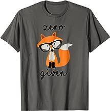 Zero Fox Given Tee Shirt Zero Fox Given Gift Shirt
