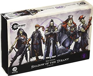 Steamfoged Games Guild Ball: Union Shadow of The Tyrand Expanded Starter Set Miniature Game Figure