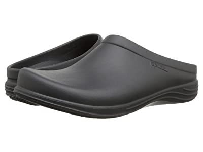 Aetrex Lynco Clog (Charcoal) Men