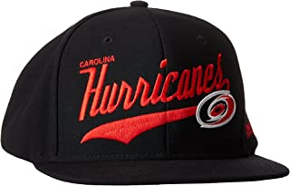 quality design d8b3a 4e831 Reebok NHL Men s SP17 Tail Sweep Flat Brim Snapback Hat