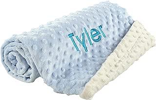 Best monogrammed baby blankets Reviews