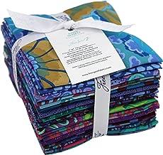 Free Spirit Fabrics Kaffe Fassett Peacock 20 Fat Quarters
