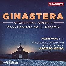 Ginastera: Orchestral Works, Vol. 2