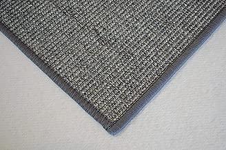 Sisal Teppich umkettelt natur 100x200cm 100/% Sisal gekettelt