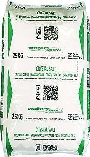 comprar comparacion Water2buy 25Kg sal para descalcificador- Altamente efectivo sal descalcificador