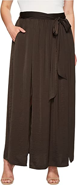 B Collection by Bobeau - Plus Size Rosemary Maxi Skirt