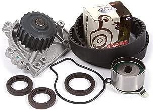 Fits 92-95 Acura Honda 1.6 DOHC 16V VTEC B16A3 / 1.7 DOHC 16V VTEC B17A1 Timing Belt Kit Water Pump