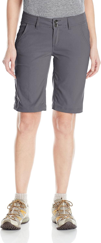 PrAna Women's Halle Shorts, Coal, Size 2