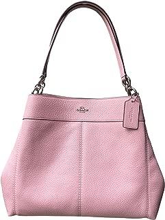 Pebbled Leather Lexy Shoulder Bag Handbag