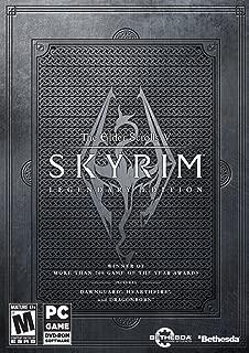 The Elder Scrolls V: Skyrim Legendary Edition - PC [video game]