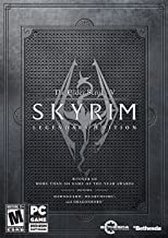 The Elder Scrolls V: Skyrim Legendary Edition - PC [video game]