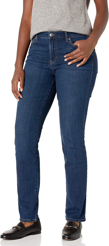 Gloria Vanderbilt Women's Generation Modern Straight Leg Jean