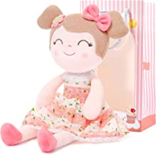 Gloveleya Baby Doll Baby Girl Gifts Cloth Dolls Kids Plush Toys 16'' with Box