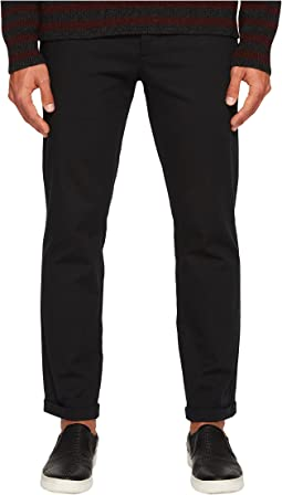 Vince Patch Pocket Cropped Trousers