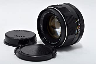 Pentax 55mm f/1.8 Manual Focus Super-Takumar Screw Mount Lens for Pentax Spotmatic Camera