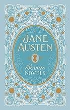 Scaricare Libri Jane Austen: Seven Novels (Barnes & Noble Leatherbound Classic Collection) PDF