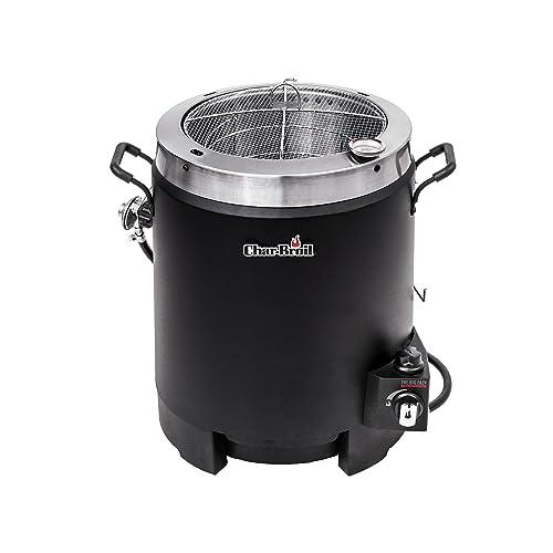49c3c6fc545 Char-Broil Big Easy Oil-less Liquid Propane Turkey Fryer