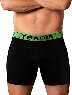 Tradie Bamboo Undies - No Chafe Mid Length