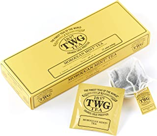 TWG Moroccan Mint Teabags, 37.5 g