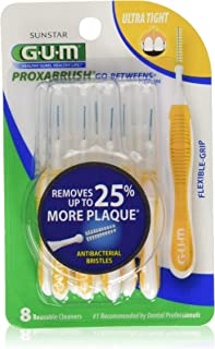 GUM Proxa-brush Go-Betweens Cleaners, Ultra Tight 8 ea (Pack of 6)