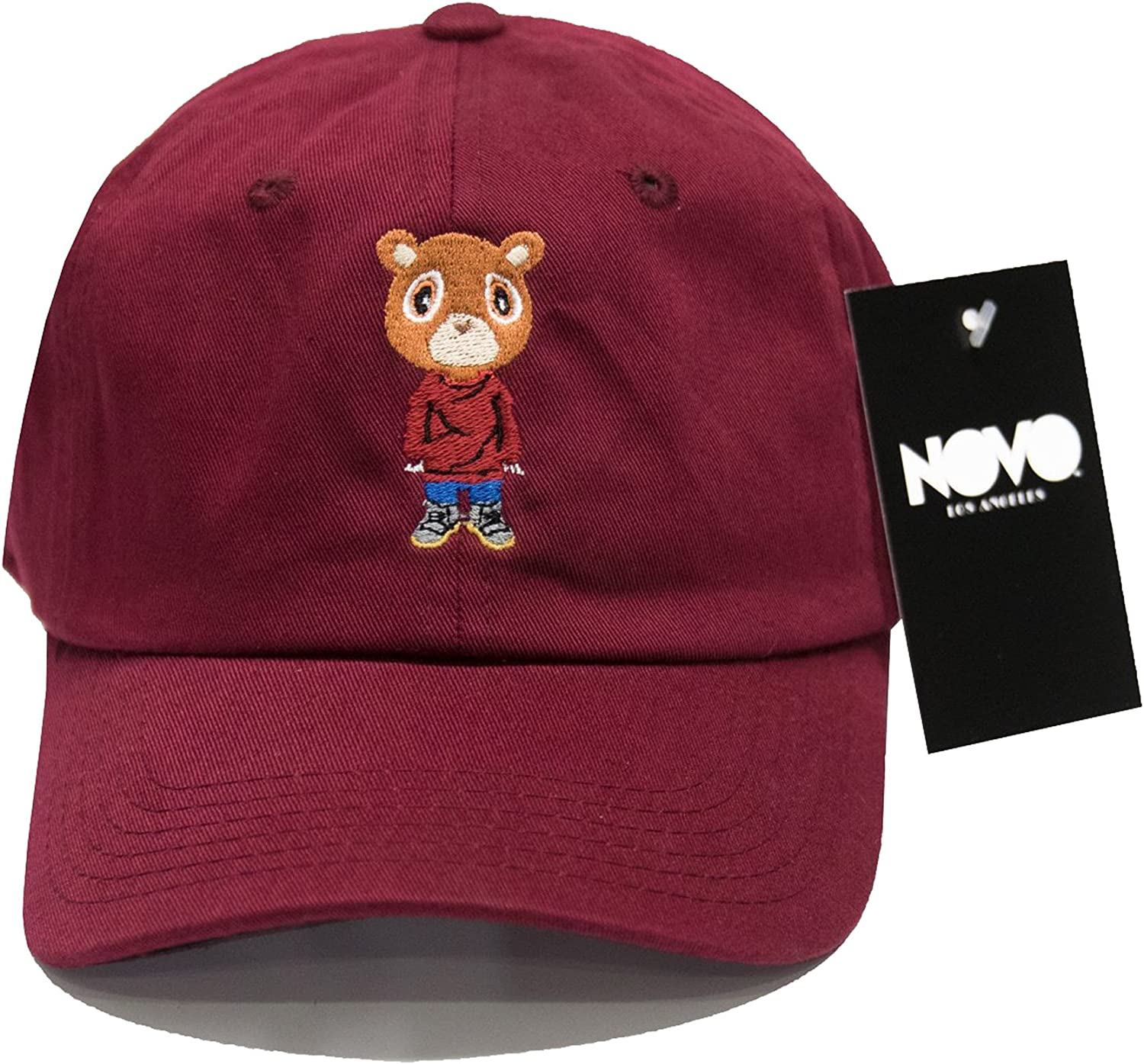 sale Graduation Bear Dad Hat Max 76% OFF Twilled Cotton in