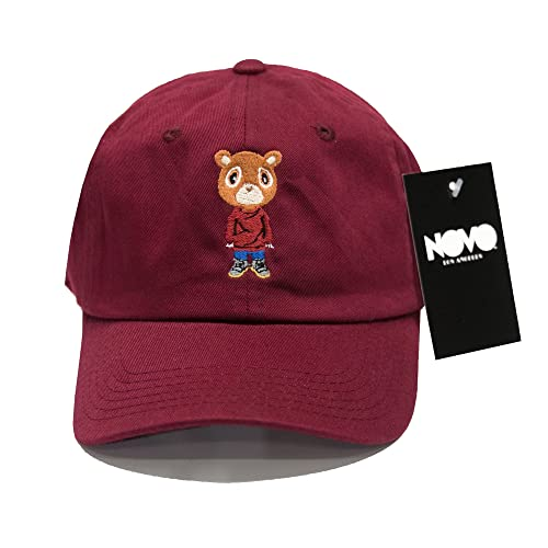 Kanye Graduation Bear Dad Hat In Twilled Cotton a3090d14d0c