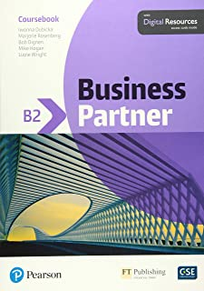 Business Partner B2 Coursebook with Digital Resources
