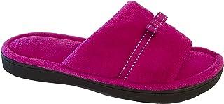 حذاء Milly انزلاقي للنساء من Isotoner بتفاصيل مزخرفة بفيونكة