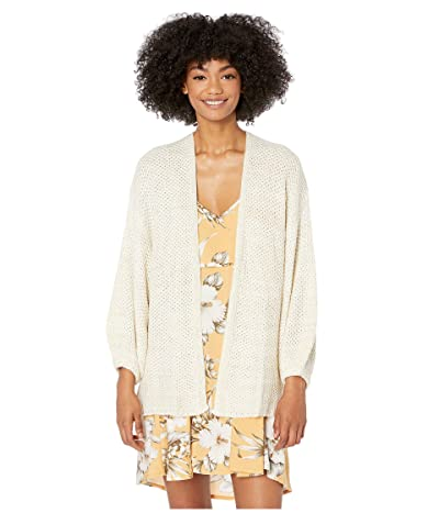 Rip Curl Warm Up Cardigan (Vanilla) Women