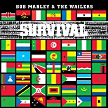 bob marley album survival