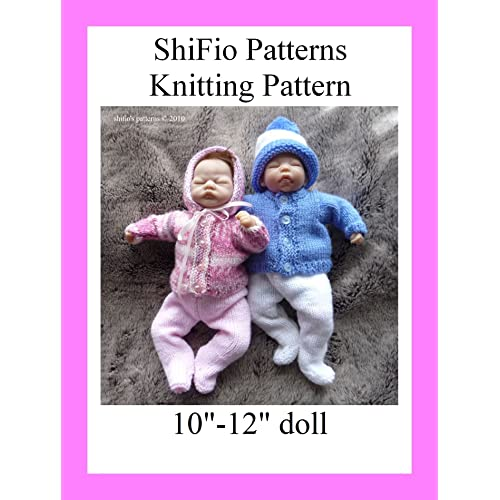 756285969 Pram Set Knitting Pattern  Amazon.co.uk