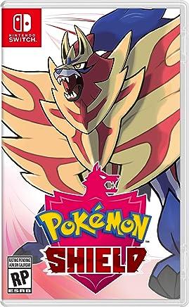Pokémon Shield - Nintendo Switch - Standard Edition