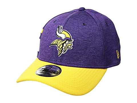 New Era 39Thirty Official Sideline Home Stretch Fit - Minnesota Vikings 3bdcd3913