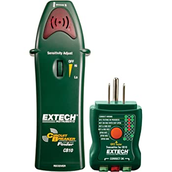 Extech CB10 Circuit Breaker Finder