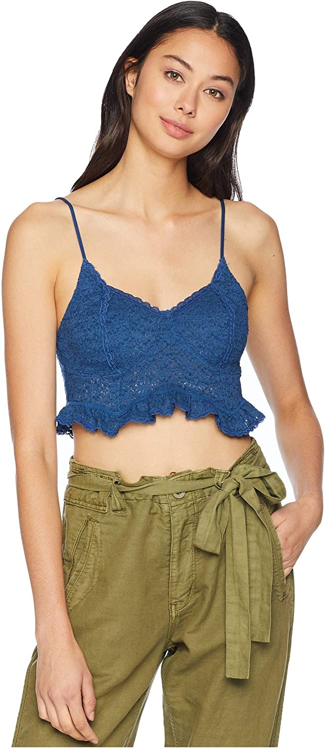 Free People Womens Camisole Cropped Bralette