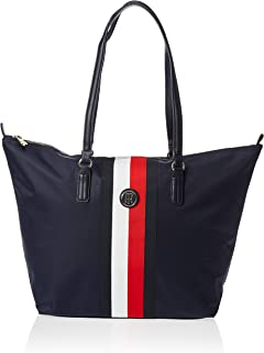 Tommy Hilfiger Poppy Tote Corp, Corporate, 47 AW0AW07390