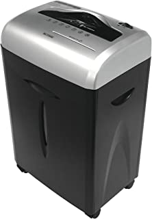 Aurora AU1217XB 12-Sheet Professional Crosscut Paper Shredder with Pullout Basket