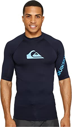 Quiksilver - All Time Short Sleeve Rashguard