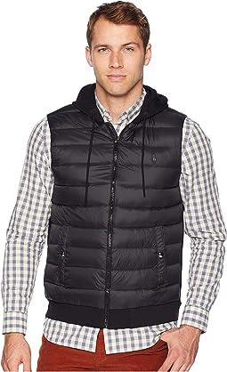 Double Knit Tech Nylon Vest
