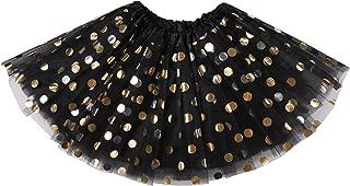 black and gold tutu