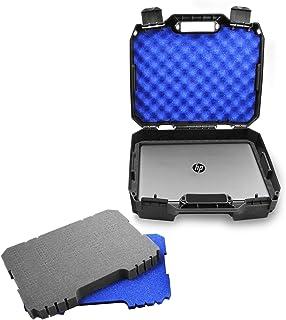 Casematix Hard Laptop Case Compatible with 15.6 inch HP Pavillion 360, Envy 360 X360, Stream 14, Chromebook 14, Spectre X3...