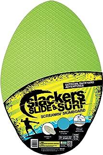 "Slackers Slide and Surf 30"" Surfin' Skimboard Toy"
