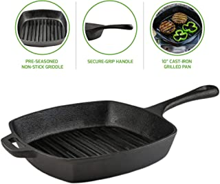 Best ovente cast iron grill pan Reviews