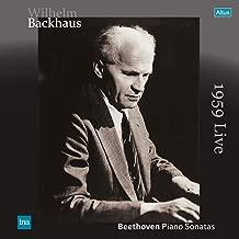 バックハウス / 伝説のブサンソン・リサイタル 1959 ~ ベートーヴェン : ピアノ・ソナタ集 (Beethoven : Piano Sonatas / Wilhelm Backhaus | 1959 Live) [2LP] [Limited Edition] [Live Recording] [日本語帯・解説付] [Analog]