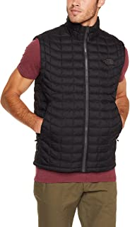The North Face Men's M Thermoball Vest TNF Black Matte