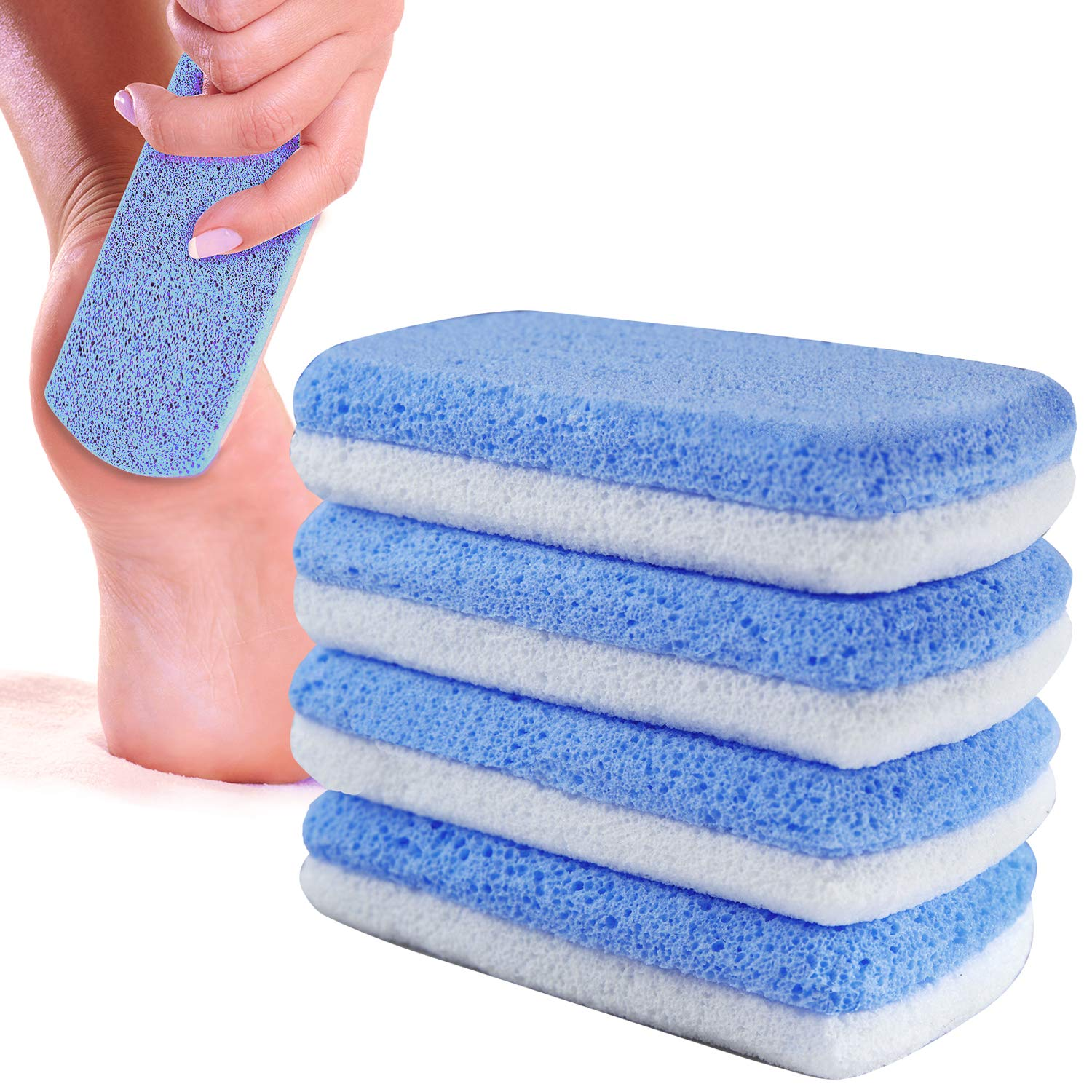 Our shop most popular Pumice Stone for Feet and Hands - in Callus Max 48% OFF 2 Remover Premium 1