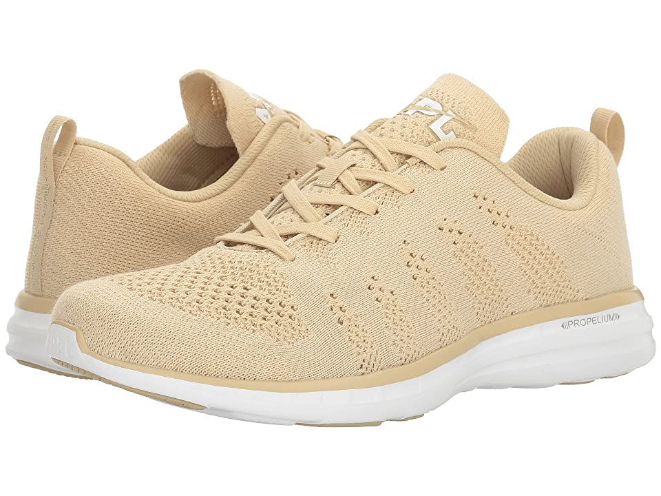 Athletic Propulsion Labs (APL) Techloom Pro Cashmere (Wheat Cashmere) Men